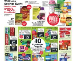 CVS Weekly Ad February 9 – February 15, 2020